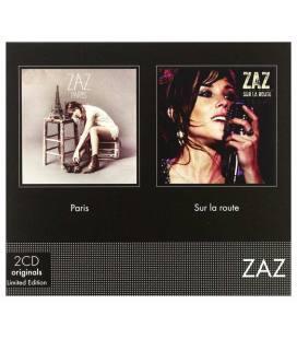 Paris & Sur La Route (2 CD Cofre Ed. Std)