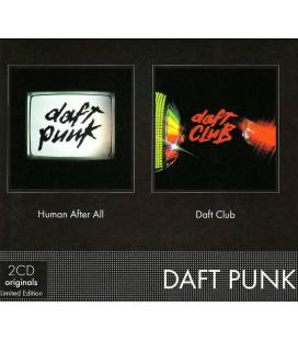 Human After All & Daft Club (2 CD Cofre)