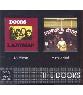 L.A. Woman & Morrison Hotel (2 CD Cofre)