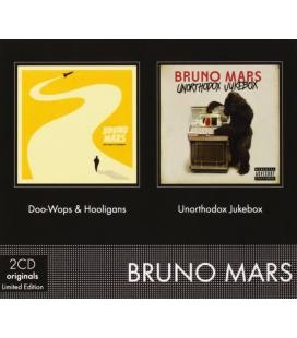 Unorthodox Jukebox & Doo-Wops & Hooligans (Version 10 Titres) (2 CD Cofre)