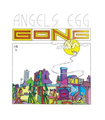 Angel's Egg (2 CD Deluxe)