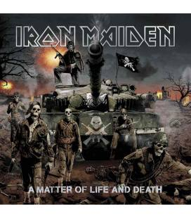 A Matter Of Life And Death (1 CD Digipack)