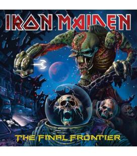 The Final Frontier (1 CD Digipack)