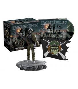 A Matter Of Life And Death (1 CD Digipack Collectors Box Figura)