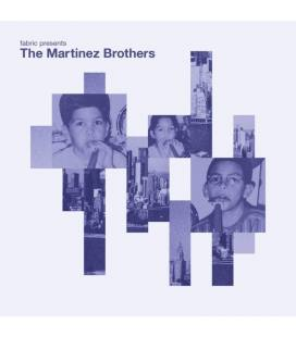 Fabric Presents The Martinez Brothers (1 CD)