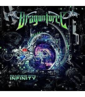 Reaching Into Infinity-1 CD+1 DVD