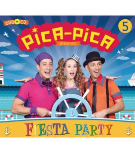 Fiesta Party (1 CD+1 DVD)