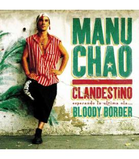 Clandestino / Bloody Border (1 CD)