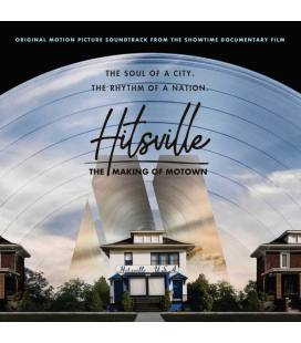 Hitsville: The Making Of Motown   (1 CD)