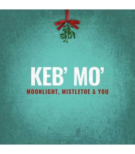 Moonlight, Mistletoe & You (1 CD)