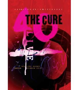 Curaetion 25 - Anniversary (2 Blu-Ray Edición Limitada)