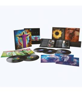 Afraid Of Sunlight (5 LP Deluxe Edition)