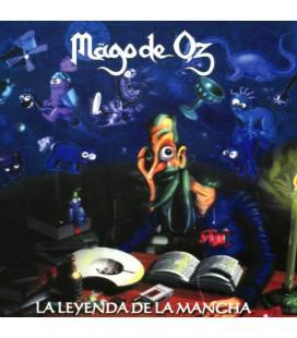 La Leyenda De La Mancha (1 CD)