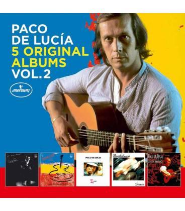 5 Original Albums Vol. 2 (Box Set 5 CD)