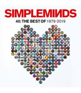 40:The Best Of 1979-2019 (1 CD)