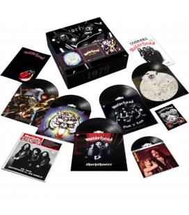 "Motörhead 1979 (Box Set 7 LP+Single 7"")"