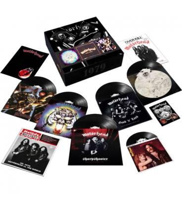 "Motörhead 1979 (Box Set 7 LP+Single 7"")"