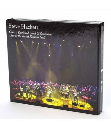 Genesis Revisited Band & Orchestra: Live (2 CD+1 BLU RAY)