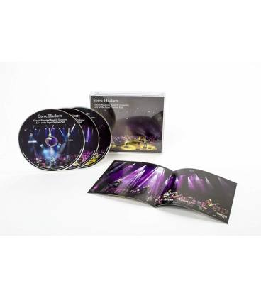 Genesis Revisited Band & Orchestra: Live (2 CD+1 DVD)