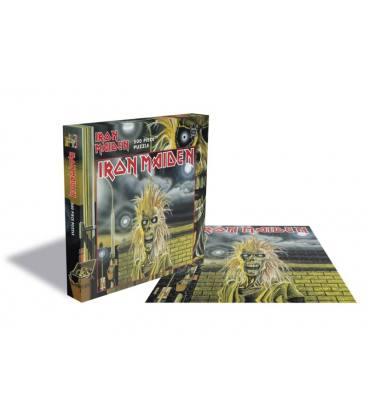 Iron Maiden (500 piezas puzzle)