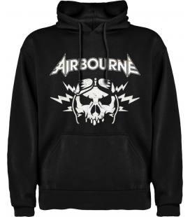 Airbourne Boneshaker Sudadera con capucha y bolsillo
