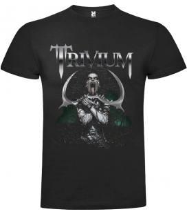 Trivium Blades Camiseta Manga Corta Bandas