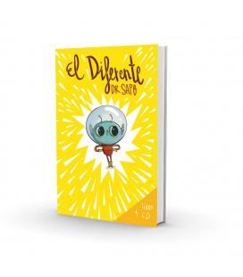 El diferente (Libro y CD)
