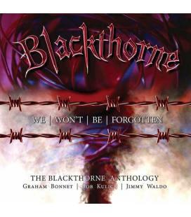We Won'T Be Forgotten: The Blackthorne Anthology (3 CD)