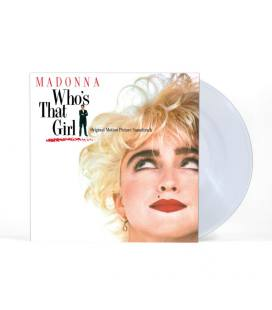 Who'S That Girl (1 LP Crystal Clear)