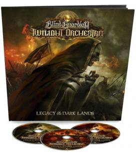 Legacy Of The Dark Lands (3 CD Earbook)