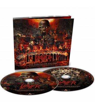 The Repentless Killogy, Live At The Forum, Inglewood, Ca (2 CD)