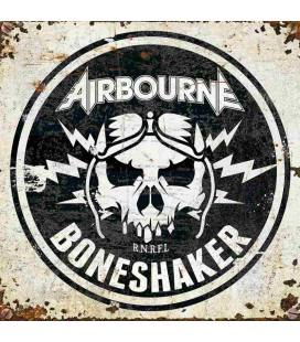 Boneshaker (1 LP Ltd. Color Rojo y Azul)