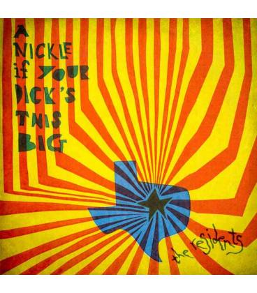 A Nickle If Your Dick'S This Big (1971-1972) (2 CD)