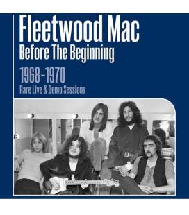 Before The Beginning - Vol. 1 Live 1969 (3 LP)