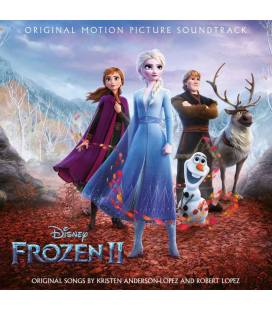 Frozen 2 (1 CD Estándar Internacional)