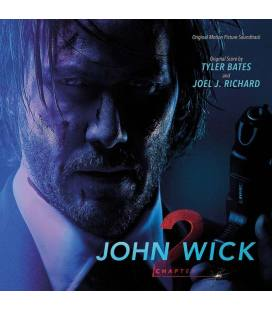 John Wick: Chapter 2 (2 LP)