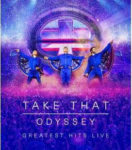 Odyssey - Greatest Hits Live (Box Set: 2 CD+2 DVD Deluxe)