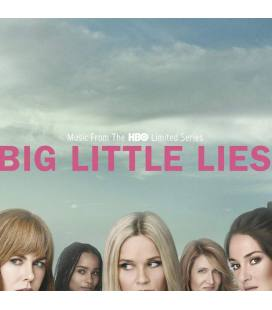 Big Little Lies: Season 1 (Music From The Hbo Ltd Series) (2 LP)