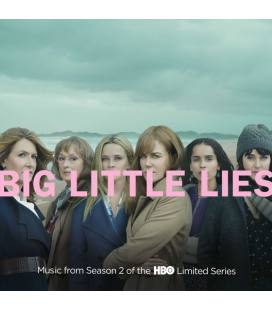 Big Little Lies: Season 2 (Music From The Hbo Ltd Series) (1 CD)