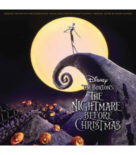 The Nightmare Before Christmas (2 LP Coloured)