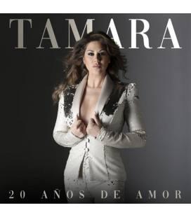 20 Años De Amor (1 CD)