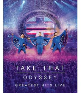 Odyssey - Greatest Hits Live (1 DVD)