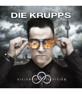 Vision 2020 Vision (1 CD+1 DVD)