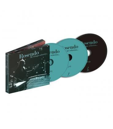 Mi Tiempo Señorías... (2 CD+1 DVD)