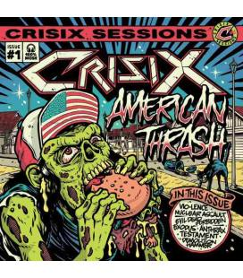 Sessions: 1 American Thrash (1 LP Color)