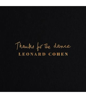Thanks For The Dance (1 CD)