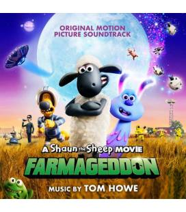 A Shaun The Sheep Movie: Farmageddon (1 CD)