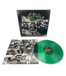 "Out Of The Frontline Trench (1 LP 12"" Green)"