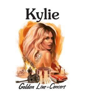 Kylie - Golden - Live In Concert (2 CD+1 DVD)