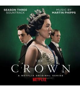 B.S.O. The Crown Season Three (1 CD)